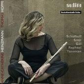 Werke für Flöte und Klavier von Schulhoff, Smit, Gál, Raphael & Tansman by Anne-Cathérine Heinzmann