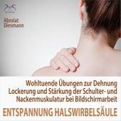 Entspannung für die Halswirbelsäule - Wohltuende Übungen zur Dehnung, Lockerung und Stärkung der Sch by Torsten Abrolat