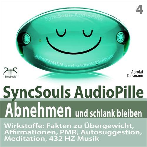 Abnehmen und schlank bleiben - SyncSouls AudioPille: Fakten zu Übergewicht, Affirmationen, PMR, Auto by Torsten Abrolat