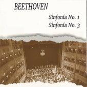 Beethoven: Sinfonía No. 1, Sinfonía No. 3 by Orquesta Philharmonia