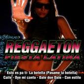 Reggaeton Fiesta Latina by Reggaeton Latino