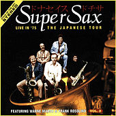 The Japanese Tour Live in '75 Vol.2 by Supersax