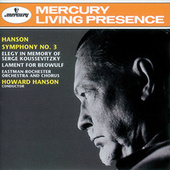 Hanson: Symphony No. 3/Elegy/The Lament for Beowulf by Various Artists