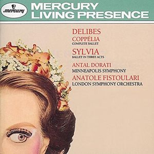 Delibes: Coppélia & Sylvia by Various Artists