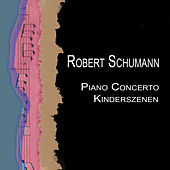 Robert Schuhmann: Piano Concerto (Klavierkonzerte) by Symphonyorchestra Radio Luxemburg