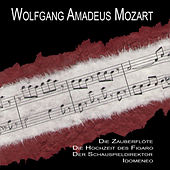 Mozart: The Magic Flute (Zauberfloete) - The Marriage Of Figaro (Die Hochzeit des Figaro) - Iomeneo - Cosi Fan Tutte by Various Artists