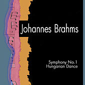 Brahms: Symphony No.1 & Hungarian Dance by Various Artists