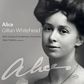 Gillian Whitehead: Alice by Various Artists