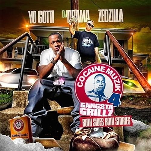 Cocaine Muzik 4: Gangsta Grillz by Zed Zilla