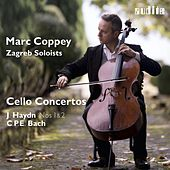 Haydn & C.P.E. Bach: Cellokonzerte by Marc Coppey
