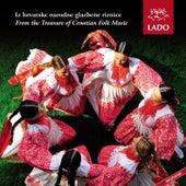 Iz hrvatske narodne glazbene riznice by Lado