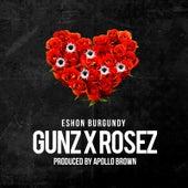 Gunz X Rosez by Eshon Burgundy