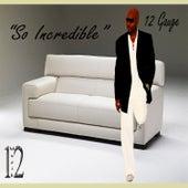 So Incredible - Single by 12 Gauge