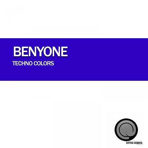 Techno Colors by BenyOne