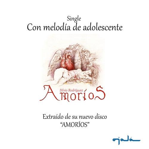 Con Melodía de Adolescente by Silvio Rodriguez