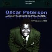 Oscar Peterson, JATP Lausanne 1953 by Oscar Peterson