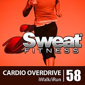iSweat Fitness Music Vol. 58: Cardio Overdrive (135-154 BPM for Running, Walking, Elliptical, Treadmill, Aerobics, Workouts) by Various Artists