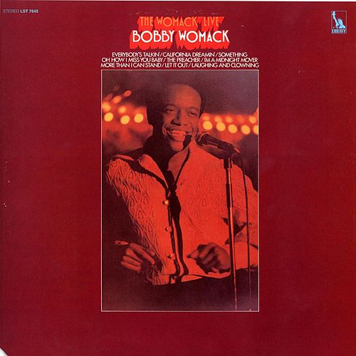 The Womack Live by Bobby Womack
