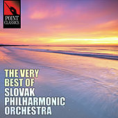 The Very Best of Slovak Philharmonic Orchestra - 50 Tracks by Various Artists