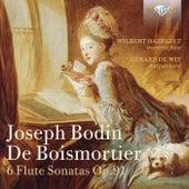 Joseph Bodin De Boismortier: 6 Flute Sonatas, Op. 91 by Wilbert Hazelzet