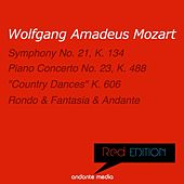 Red Edition - Mozart: Piano Concerto No. 23, K. 488 &
