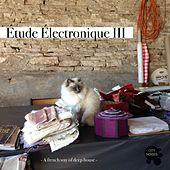 Etude Electronique III - A French Way of Deep House by Various Artists