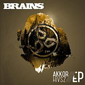 Akkor Hivsz Remix EP by The Brains