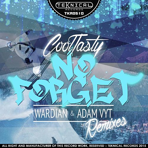 No Forget Remixes by CoolTasty