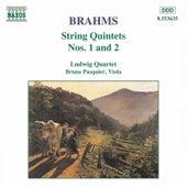 String Quintets Nos. 1 and 2 von Johannes Brahms