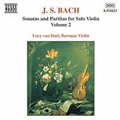 Violin Sonatas and Partitas Vol. 2 by Johann Sebastian Bach