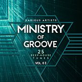 Ministry of Groove, Vol. 3 (25 Deep-House Tunes) by Various Artists