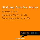 Orange Edition - Mozart: Andante, K. 616 & Piano Concerto No. 9, K. 271 by Various Artists