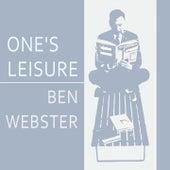Once Leisure von Ben Webster