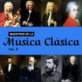 Maestros de la Música Clásica, Vol. X by Various Artists