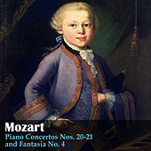 Mozart: Piano Concertos Nos. 20-21 and Fantasia No. 4 by Various Artists