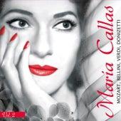 Mozart, Bellini, Verdi, Donizetti by Maria Callas