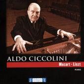 Mozart Liszt by Aldo Ciccolini