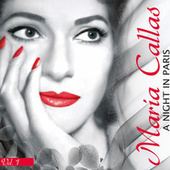 1. A night in Paris. by Maria Callas