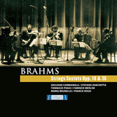 Strings Sextets by Johannes Brahms