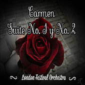 Carmen Suite No.1 y No. 2 by London Festival Orchestra