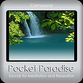 Pocket Paradise: Sounds for Meditation and Relaxation by Calmsound
