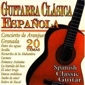 Spanish Classic Guitar by Guitarra Clasica Espanola