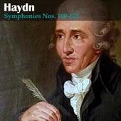 Haydn: Symphonies Nos. 100-103 by Orchester der Wiener Staatsoper