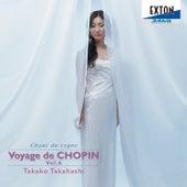 Voyage de Chopin VI ''Chant du cygne'' Noahn et Paris III by Takako Takahashi