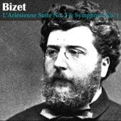 Bizet: L'Arlésienne Suite No. 2 and Symphony No. 1 von London Symphony Orchestra