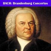 Bach: Brandenburg Concertos by Philharmonia Slavonica
