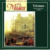 Grandes Epocas de la Música, Telemann, Concierto para oboe y cuerda by Various Artists