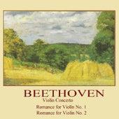Beethoven, Violin Concerto, Romance for Violin No. 1, Romance for Violin No. 2 by Jan Czerkow