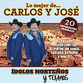 20 Superexitos (Idolos Norteños y Texanos) by Carlos y José