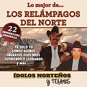 22 Superexitos (Idolos Norteños y Texanos) by Los Relampagos Del Norte